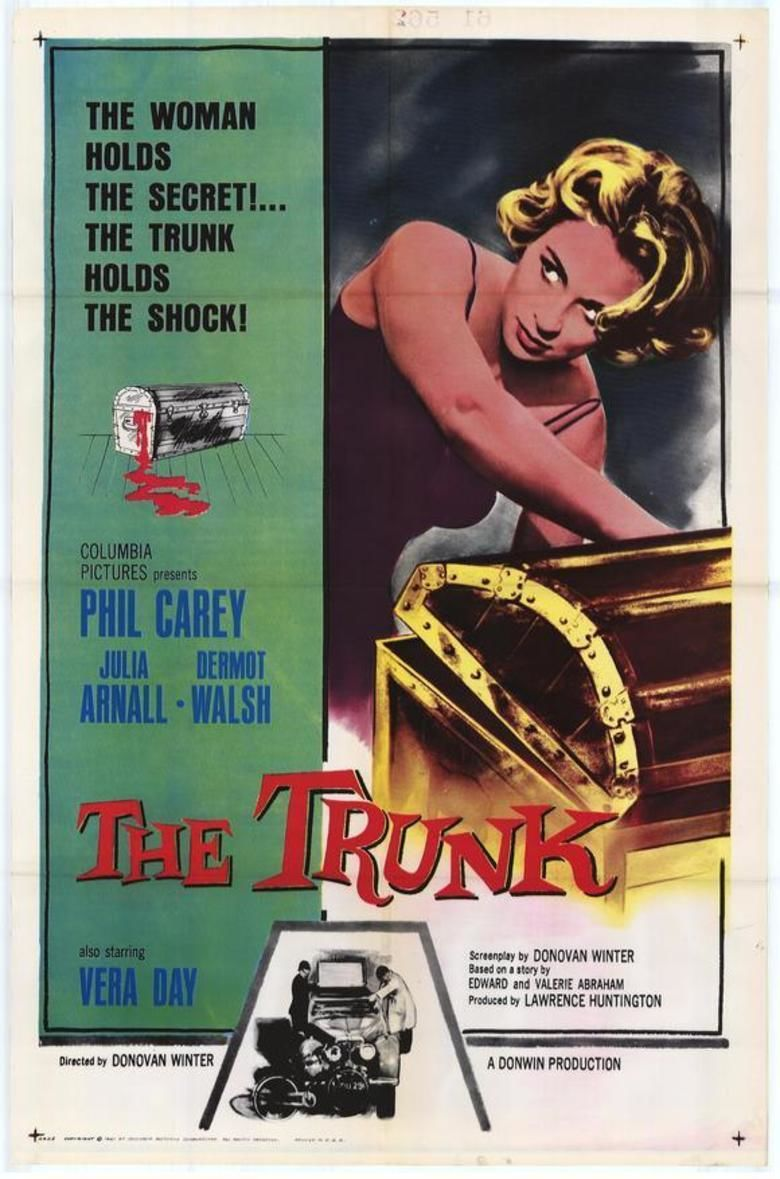 The Trunk movie poster