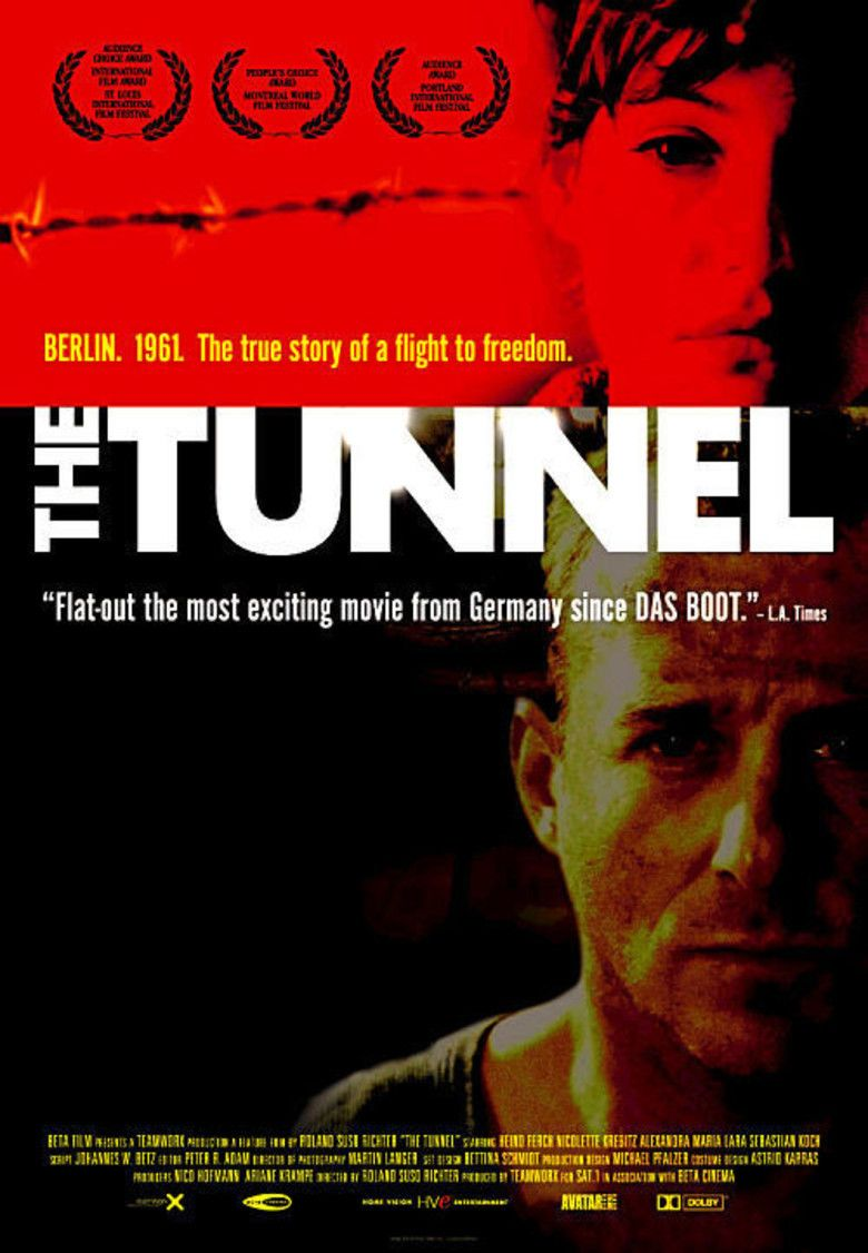 The Tunnel (2001 film) movie poster