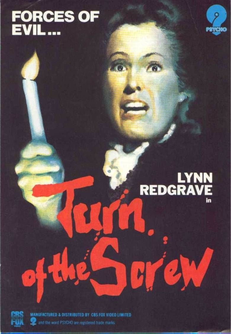 The Turn of the Screw (1974 film) movie poster
