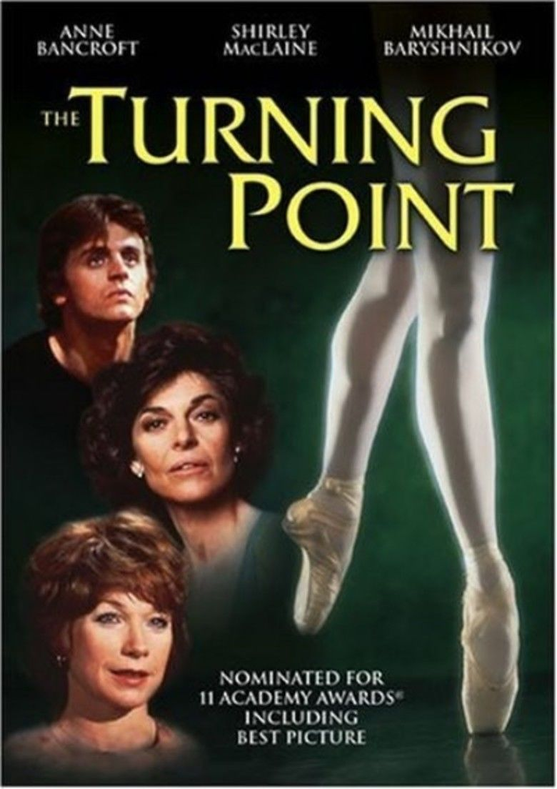 The Turning Point (1977 film) movie poster