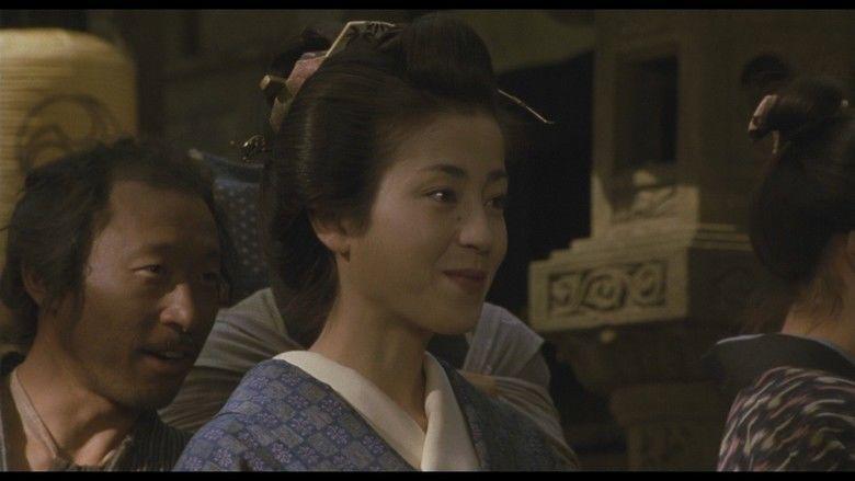The Twilight Samurai movie scenes