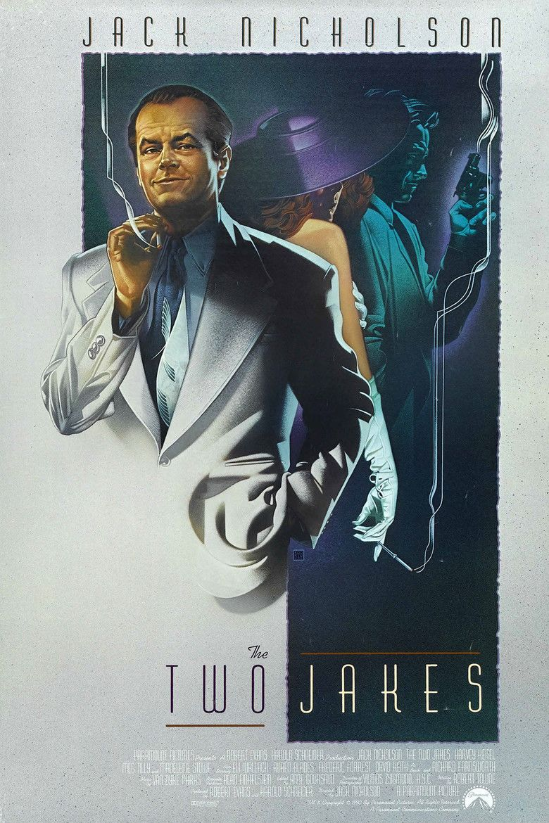 The Two Jakes movie poster