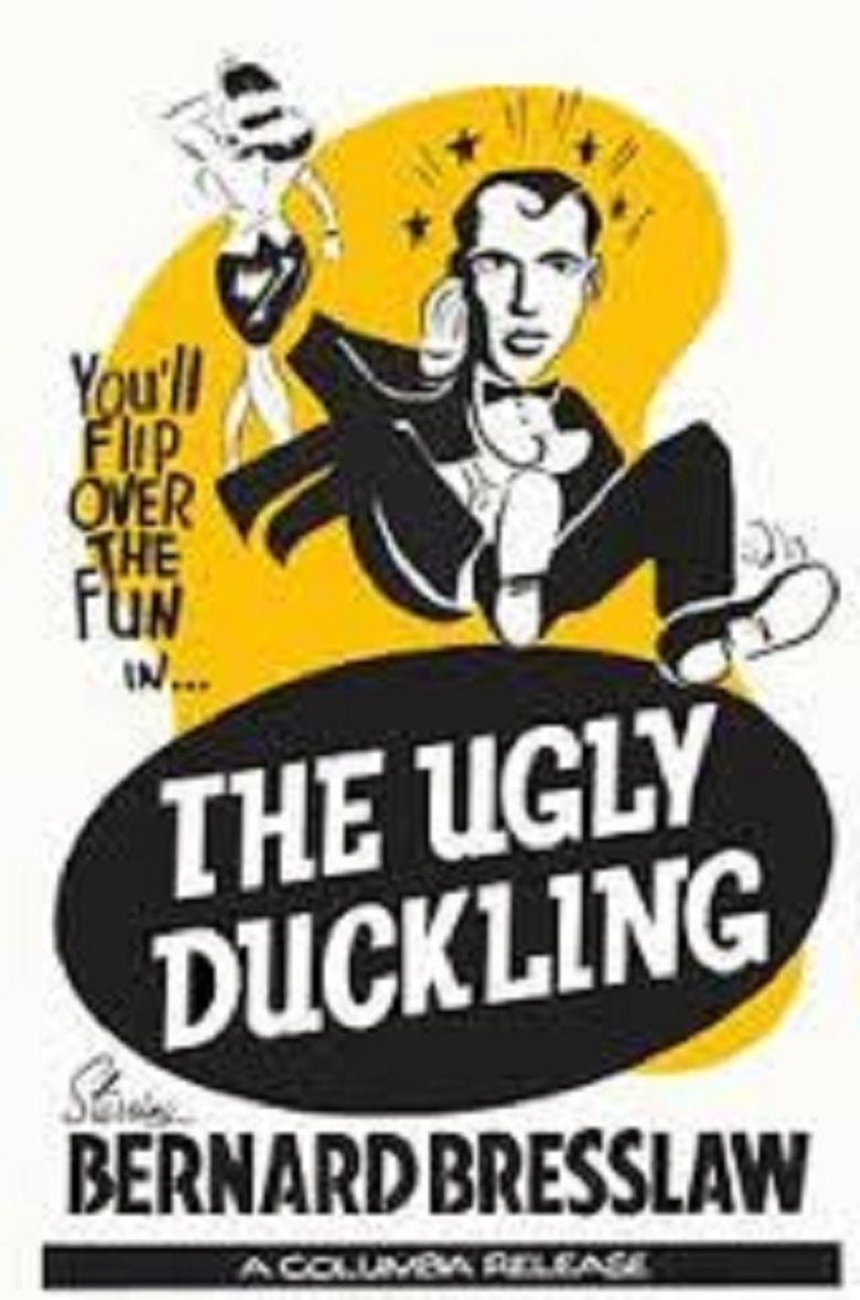 The Ugly Duckling (1959 film) movie poster