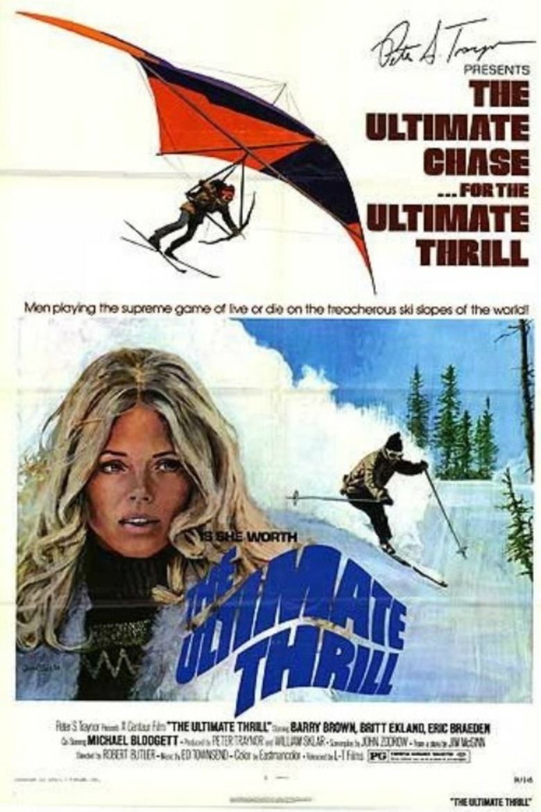 The Ultimate Thrill movie poster