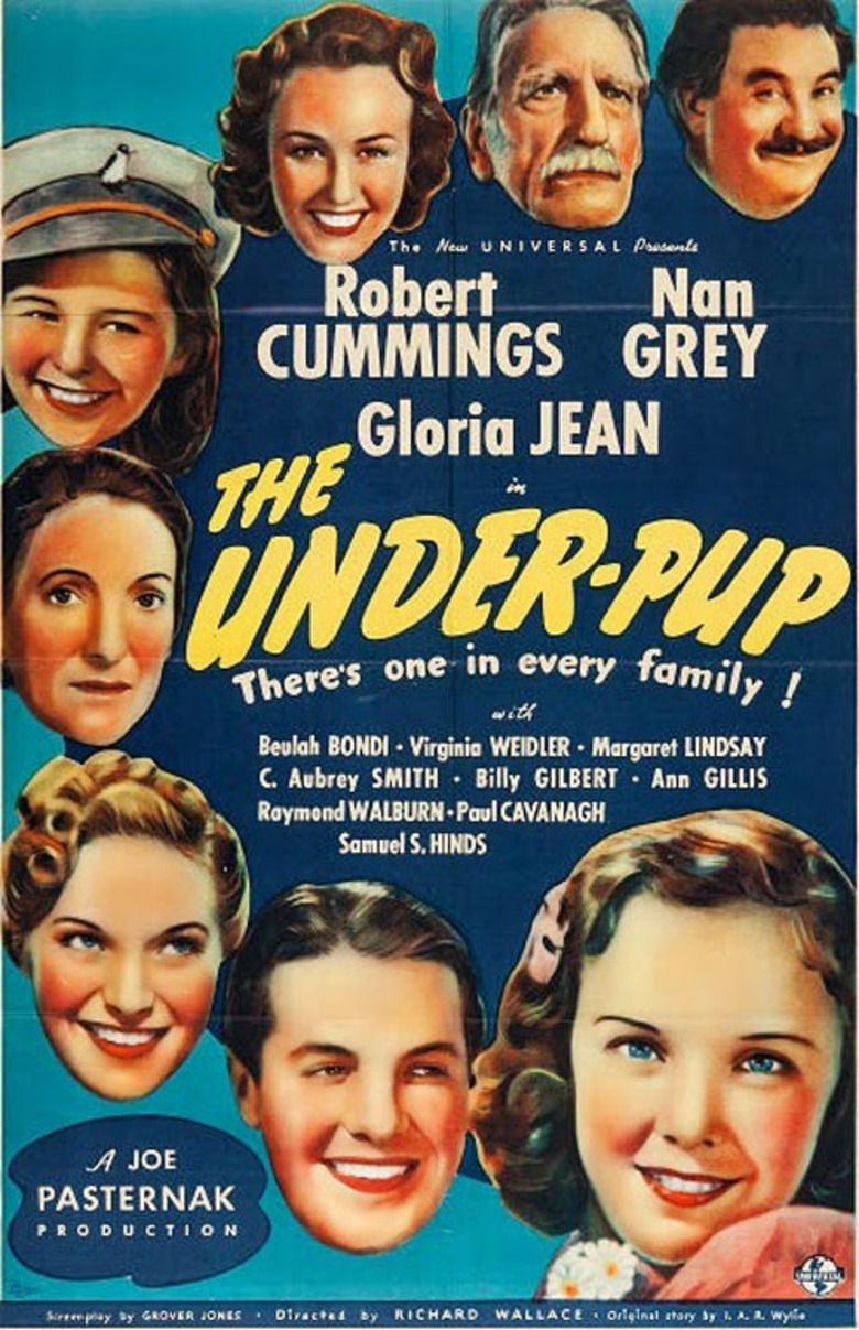 The Under Pup movie poster