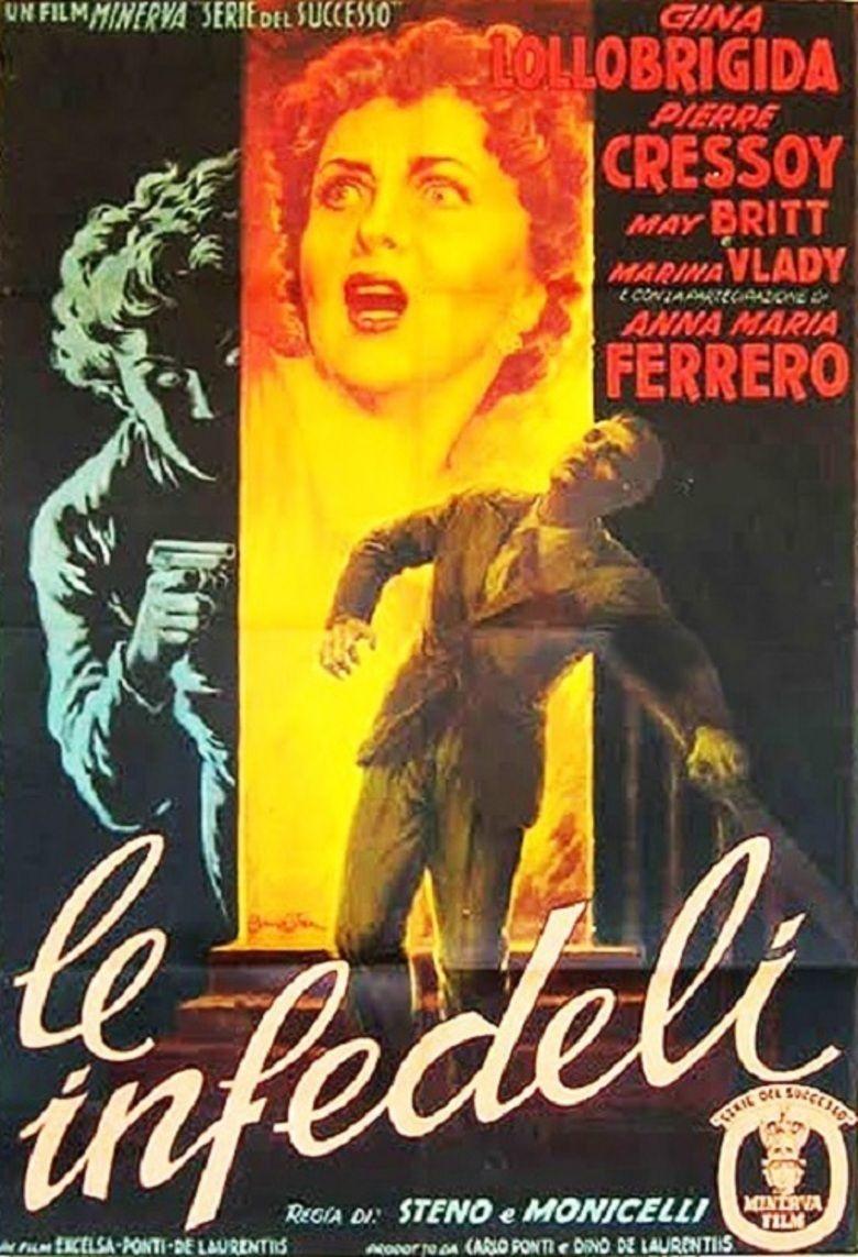 The Unfaithfuls movie poster