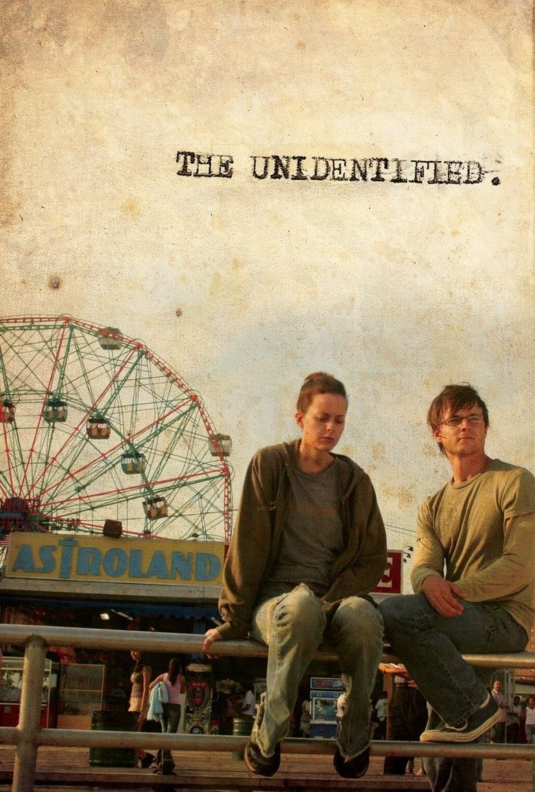The Unidentified movie poster