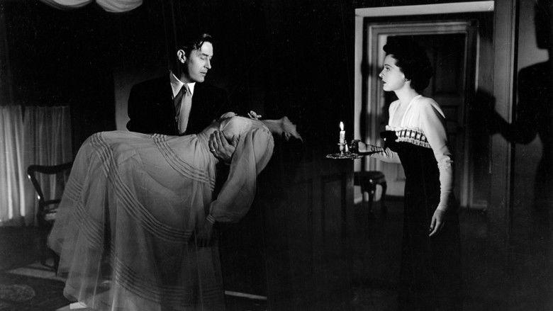 The Uninvited (1944 film) movie scenes