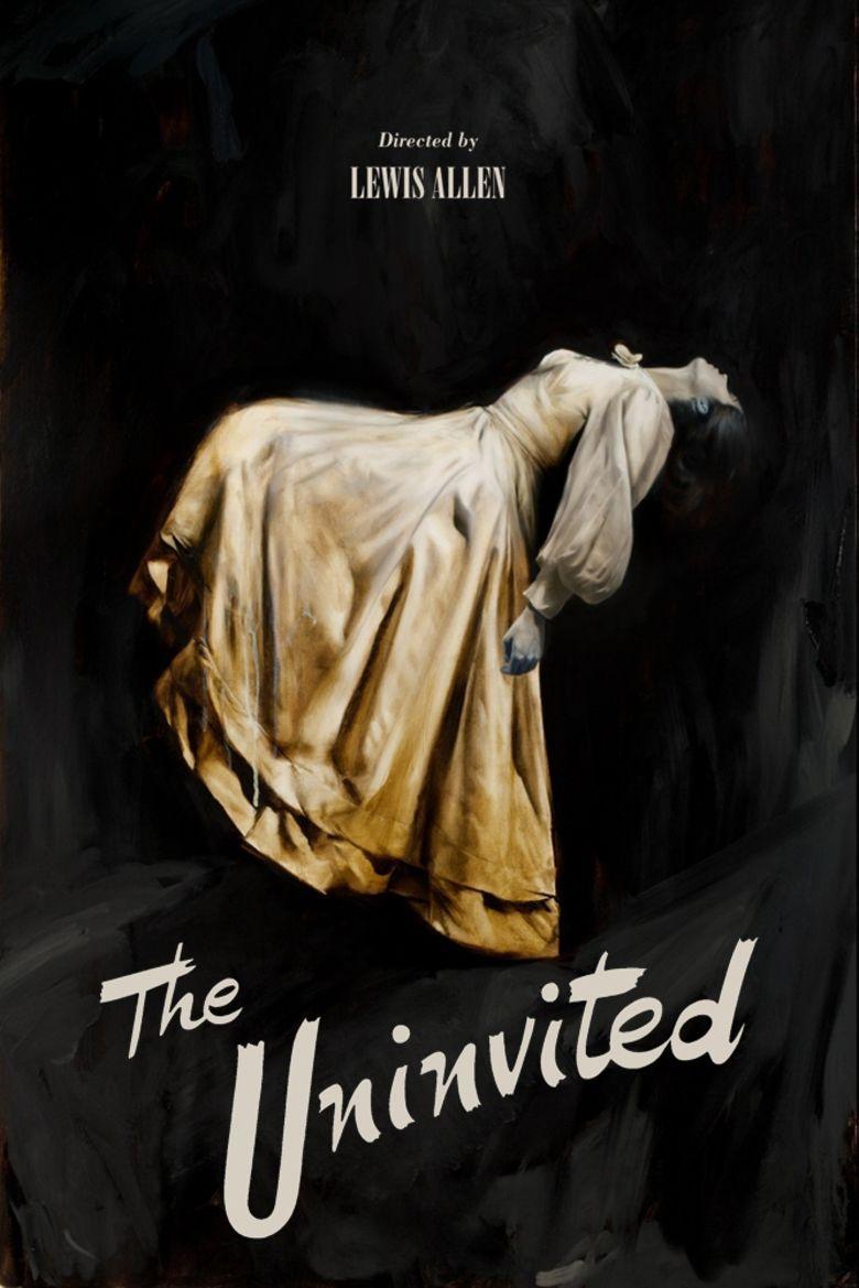The Uninvited (1944 film) movie poster