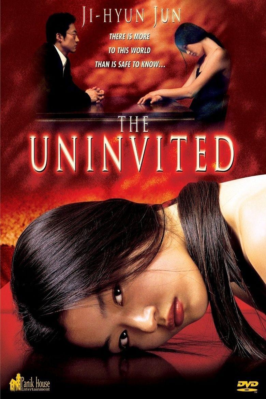 The Uninvited (2003 film) movie poster