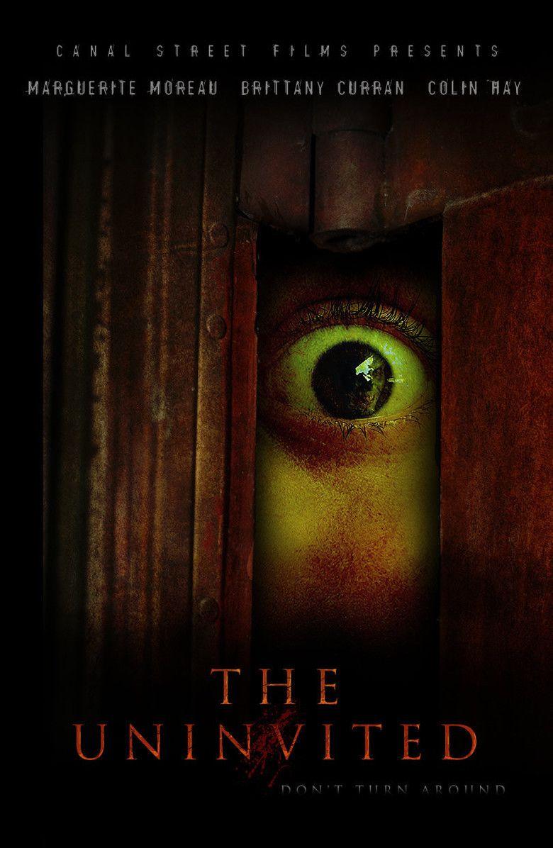 The Uninvited (2008 film) movie poster