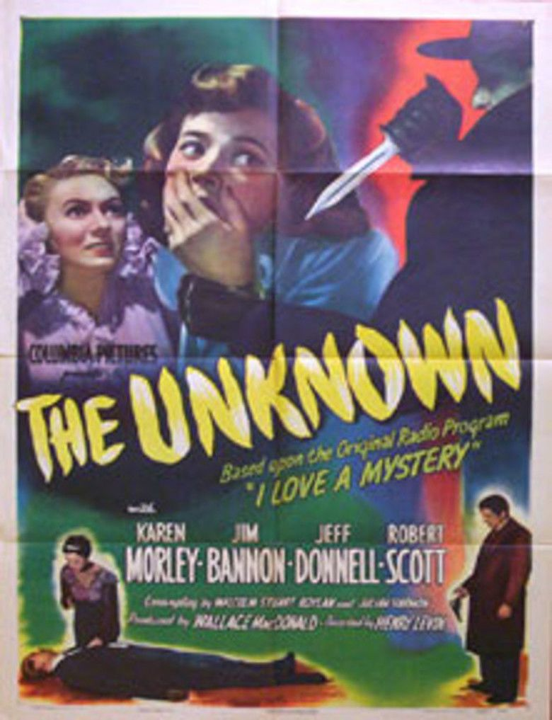 The Unknown (1946 film) movie poster