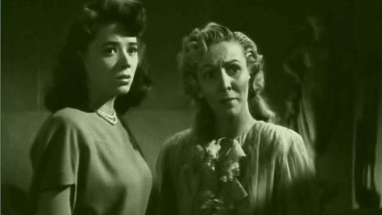 The Unknown (1946 film) movie scenes