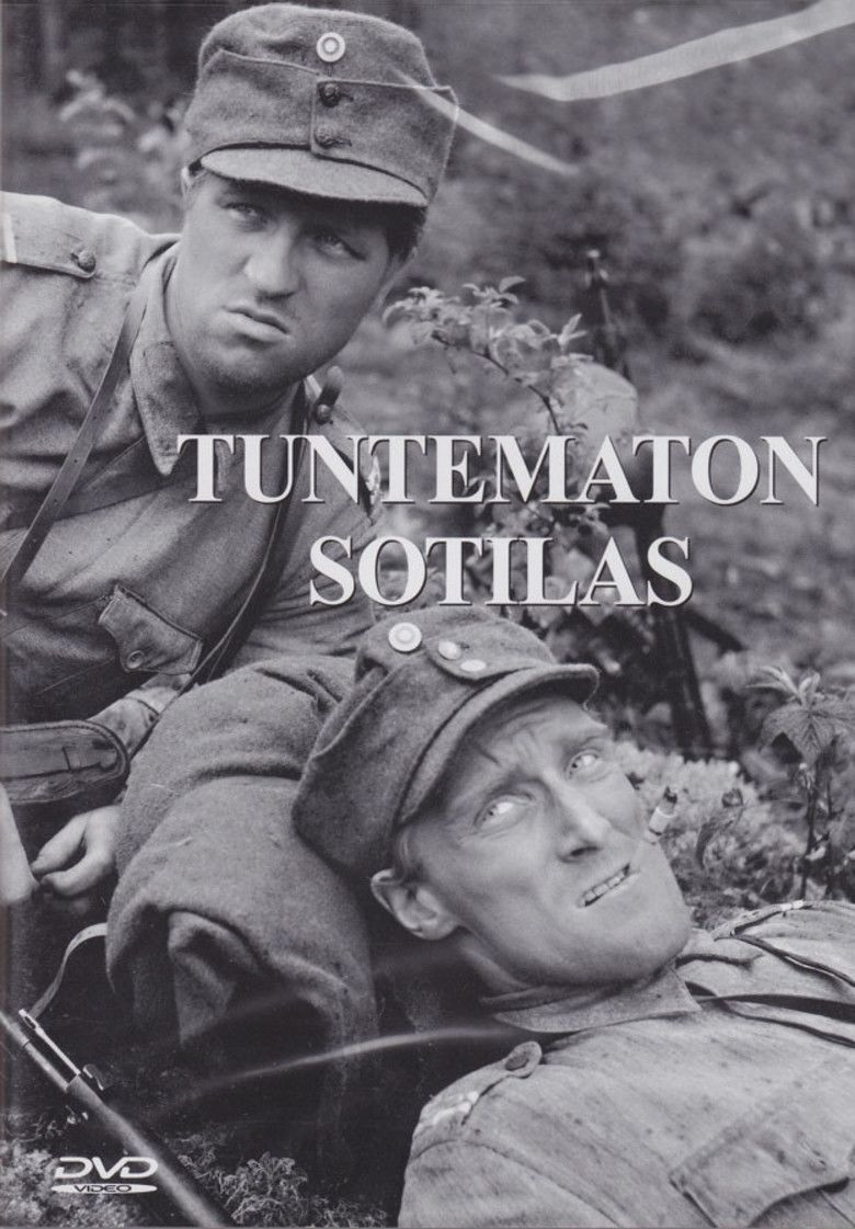 The Unknown Soldier (1955 film) movie poster