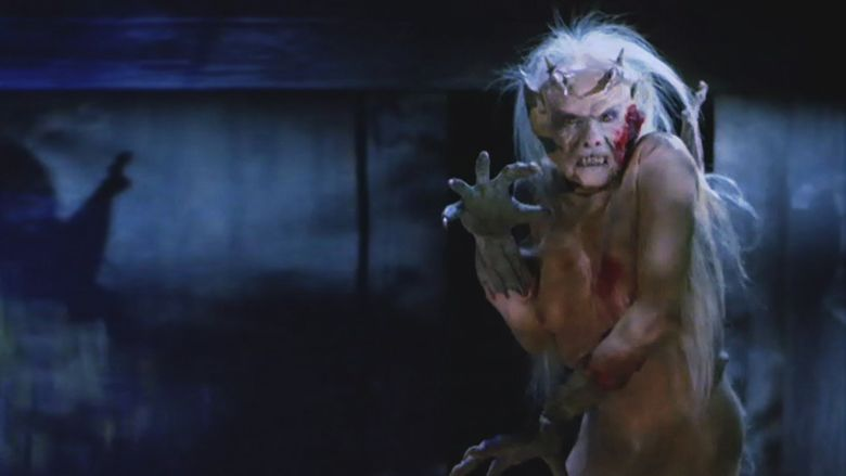 The Unnamable (film) movie scenes