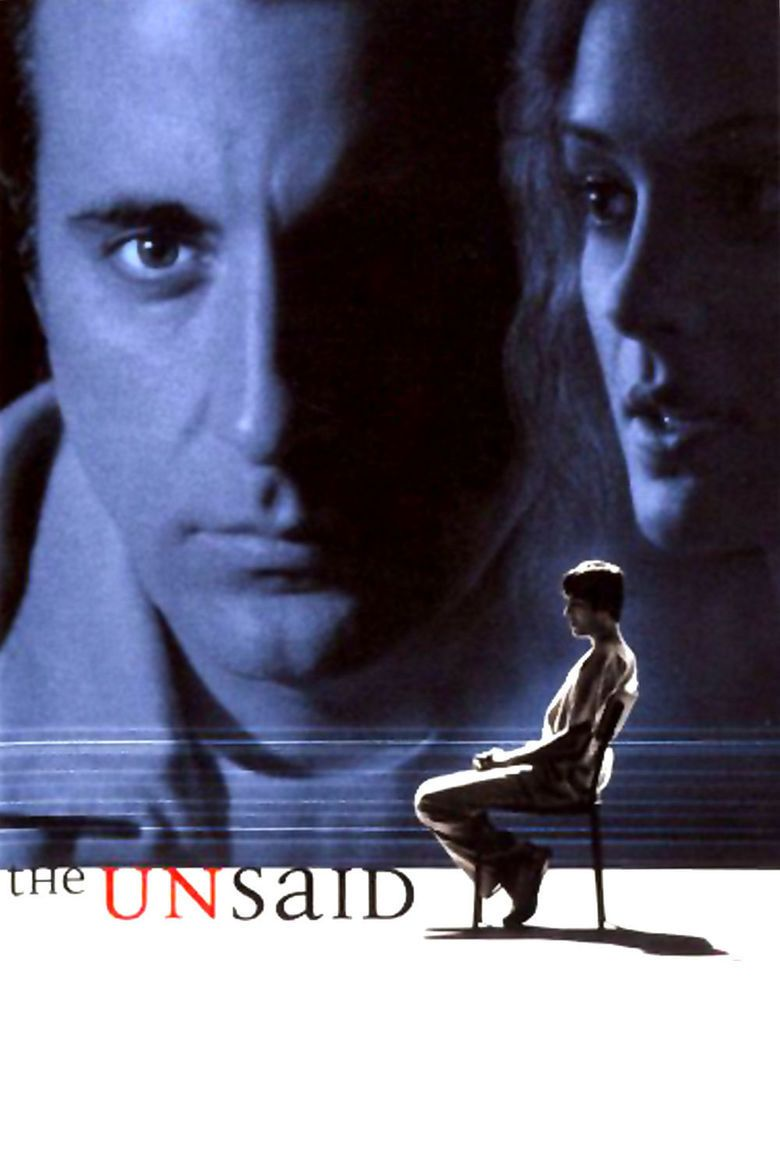 The Unsaid movie poster
