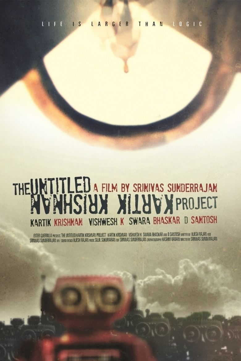 The Untitled Kartik Krishnan Project movie poster
