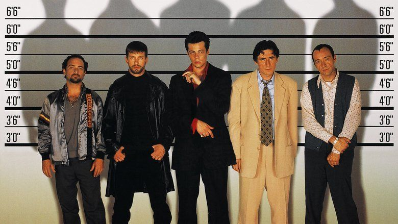 The Usual Suspects movie scenes
