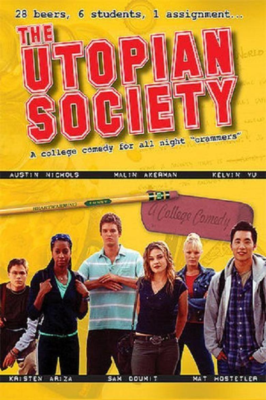 The Utopian Society movie poster