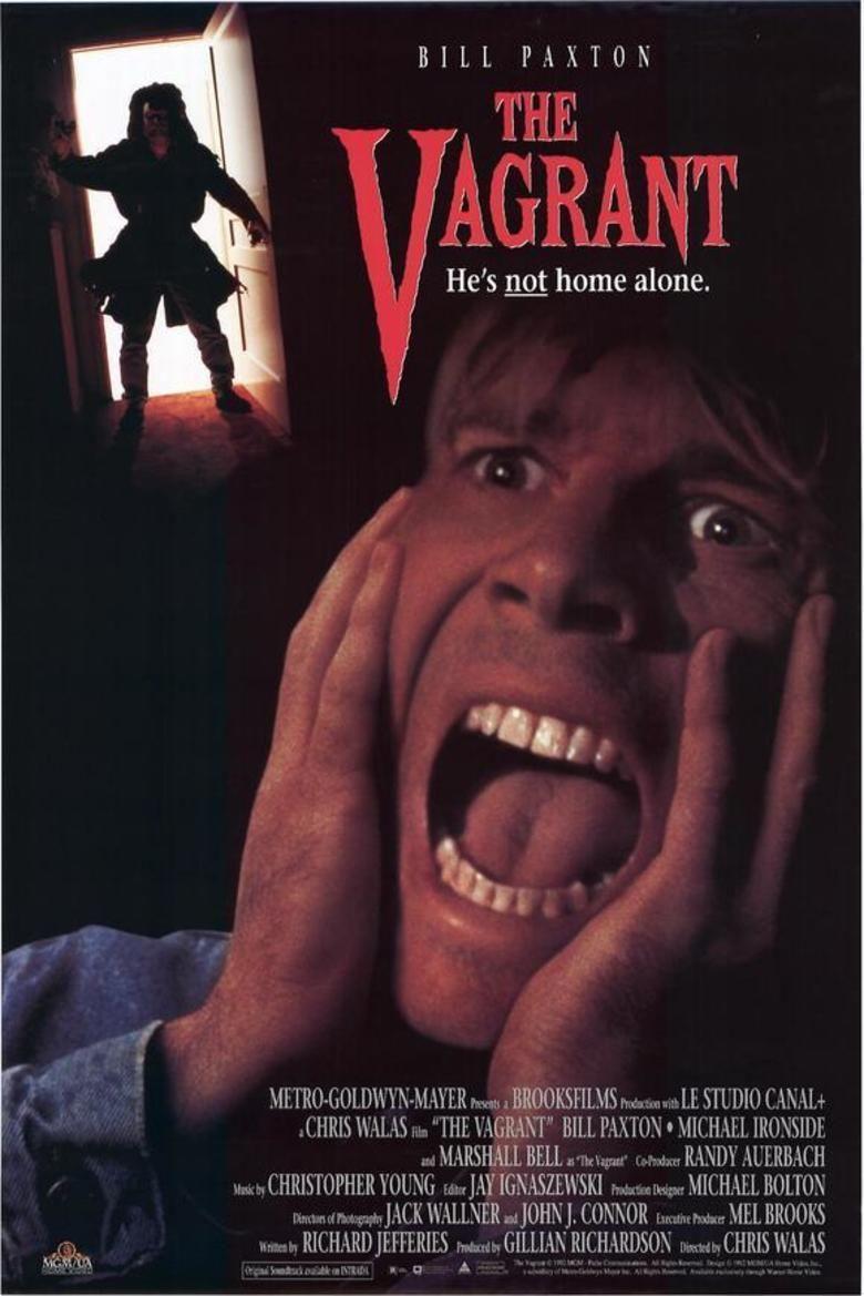 The Vagrant (film) movie poster