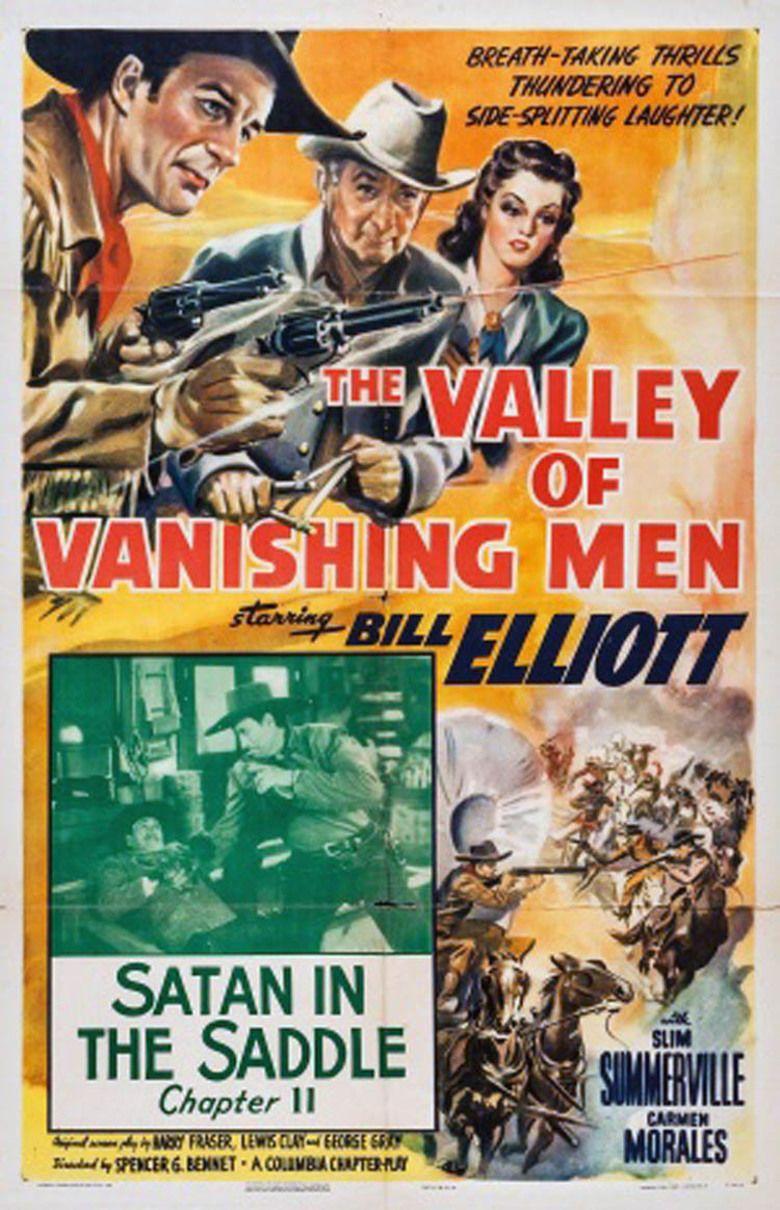 The Valley of Vanishing Men movie poster