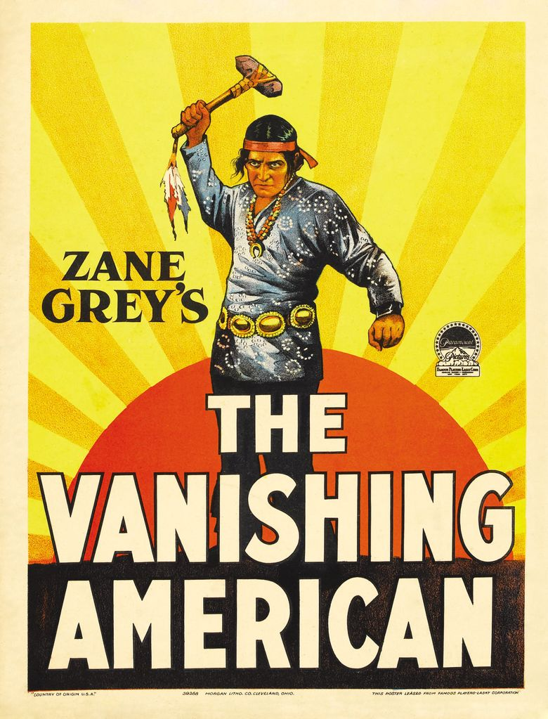 The Vanishing American movie poster