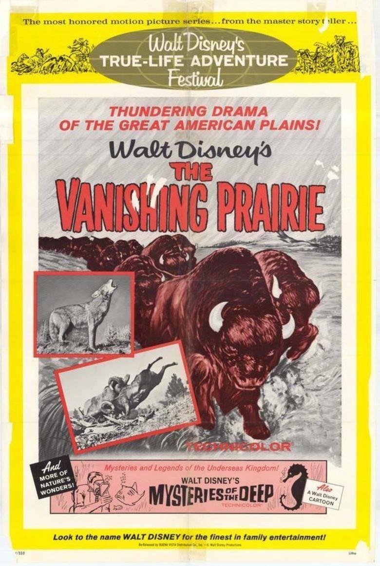 The Vanishing Prairie movie poster