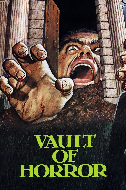 The Vault of Horror (film) movie poster