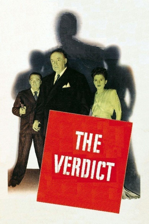 The Verdict (1946 film) movie poster