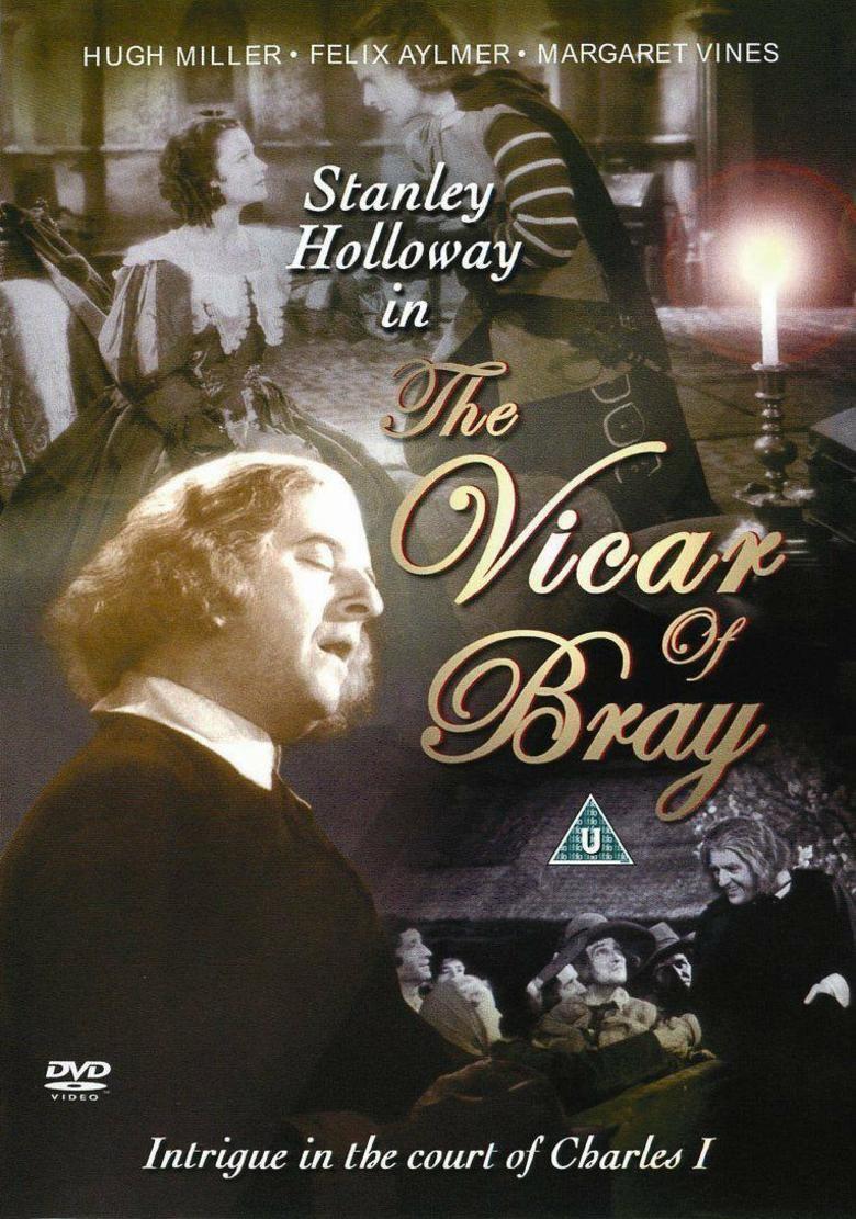 The Vicar of Bray (film) movie poster