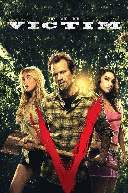 The Victim (2011 film) movie poster