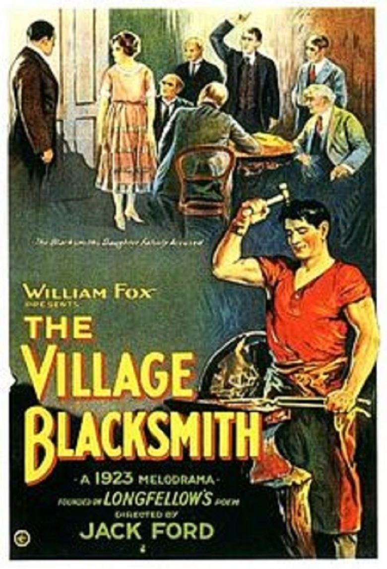 The Village Blacksmith (film) movie poster