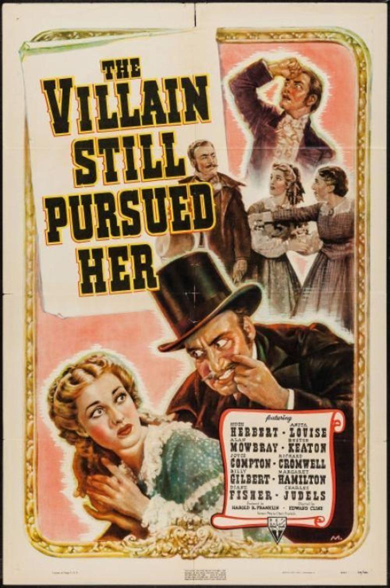 The Villain Still Pursued Her movie poster