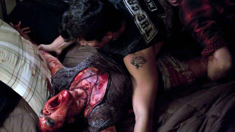 The Violent Kind movie scenes