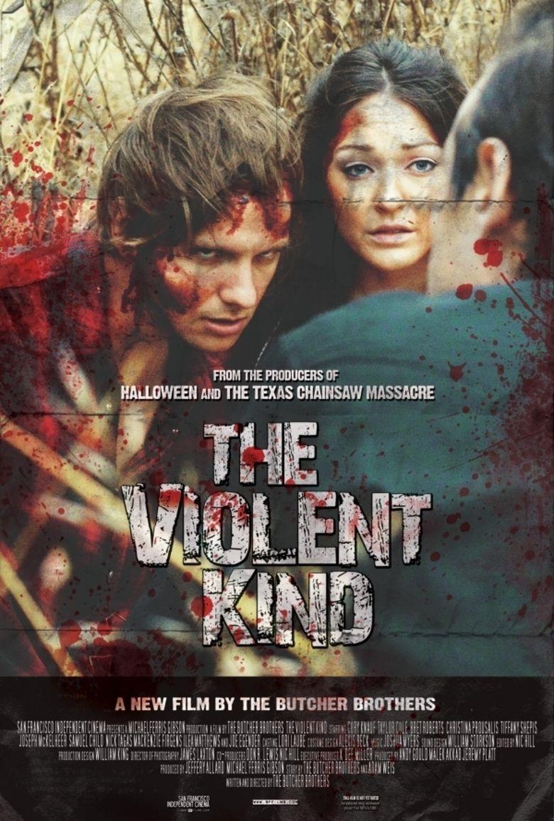 The Violent Kind movie poster