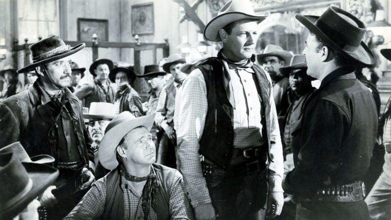 The Virginian (1929 film) movie scenes