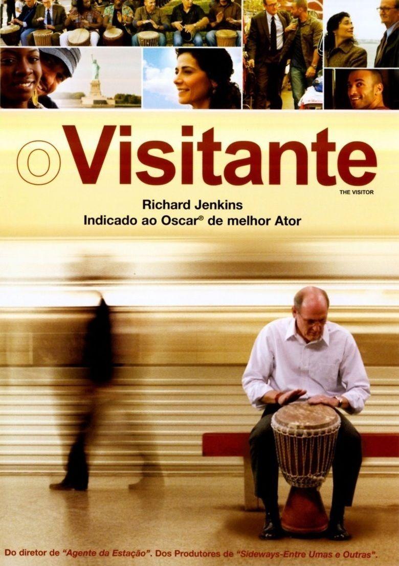 The Visitor (2007 drama film) movie poster