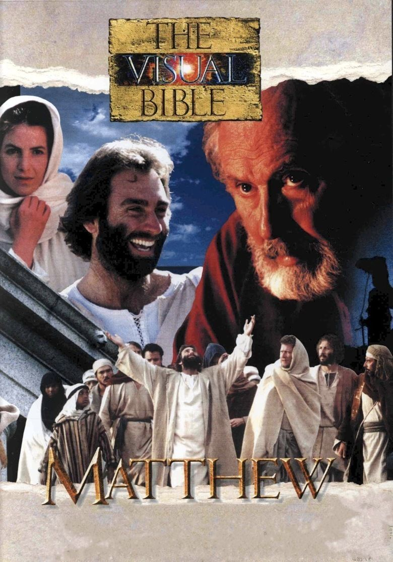 The Visual Bible: Matthew movie poster