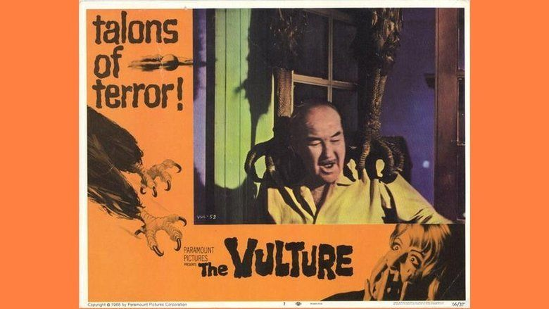 The Vulture (1967 film) movie scenes