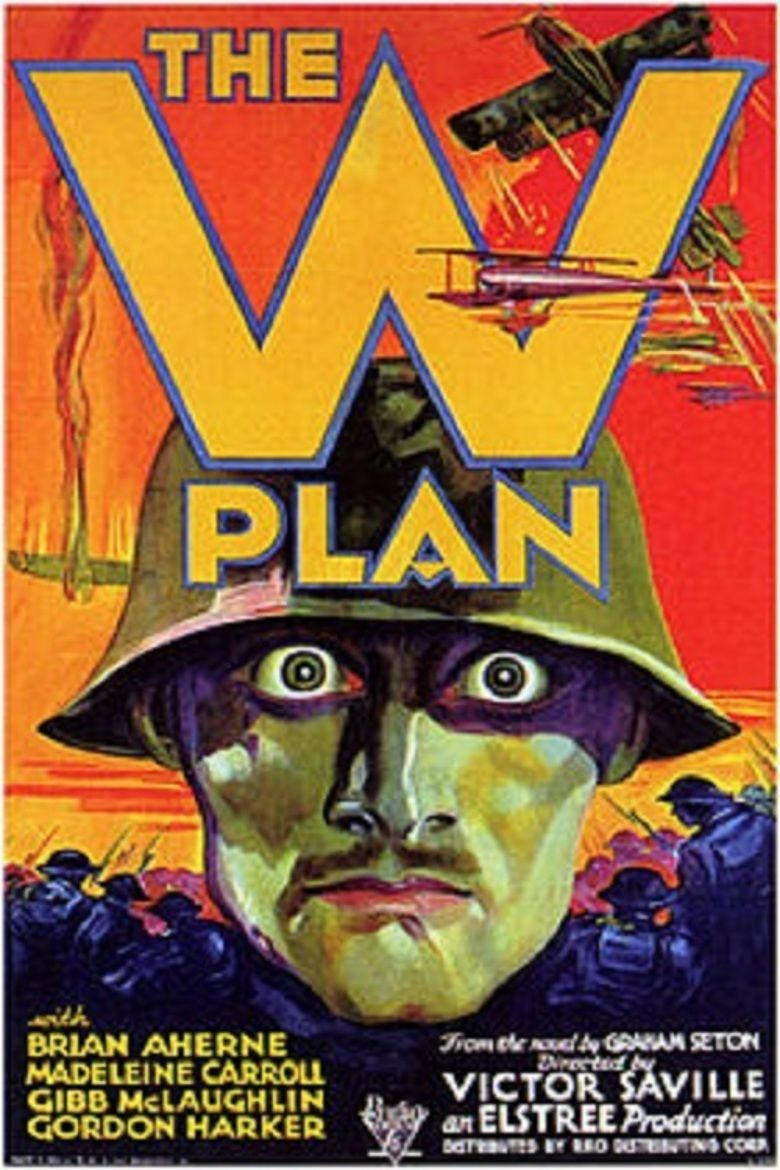 The W Plan movie poster
