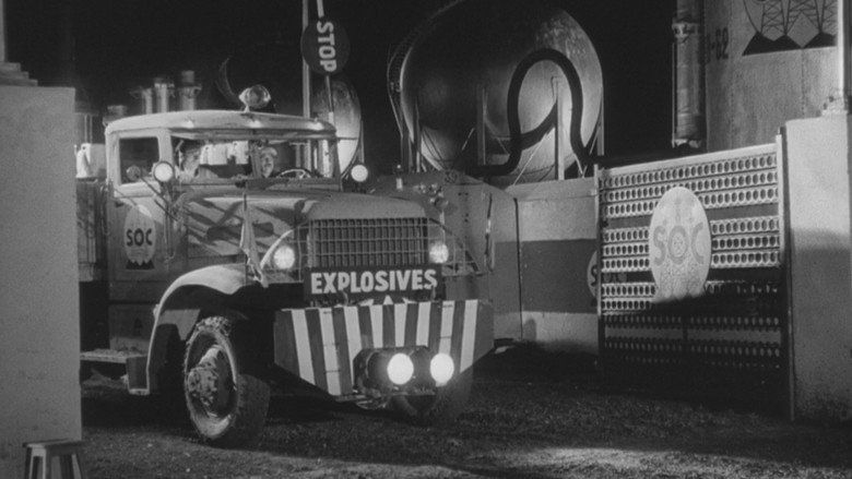 The Wages of Fear movie scenes