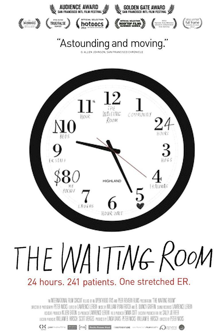 The Waiting Room (2012 film) movie poster