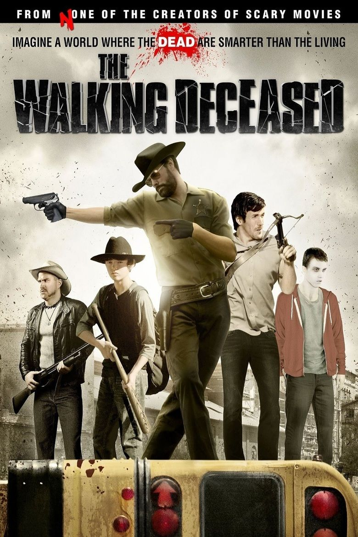 The Walking Deceased movie poster