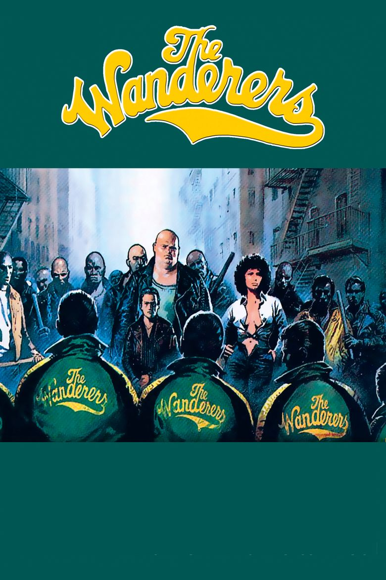 The Wanderers (1979 film) movie poster