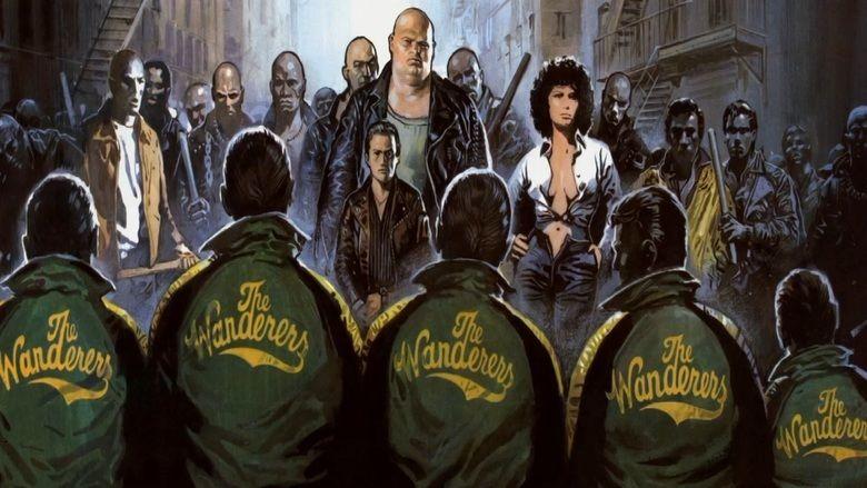 The Wanderers (1979 film) movie scenes