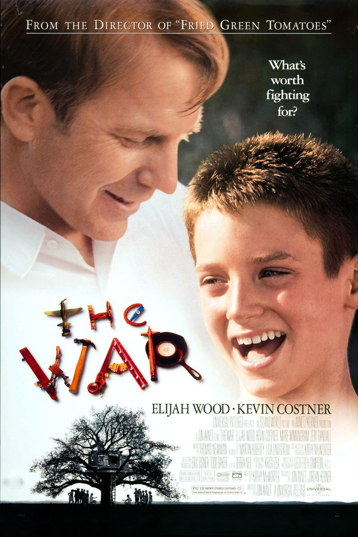 The War (1994 film) movie poster