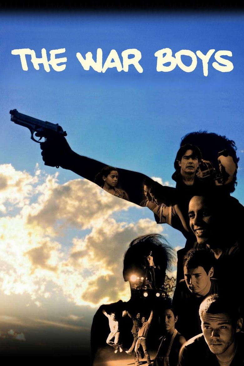 The War Boys movie poster