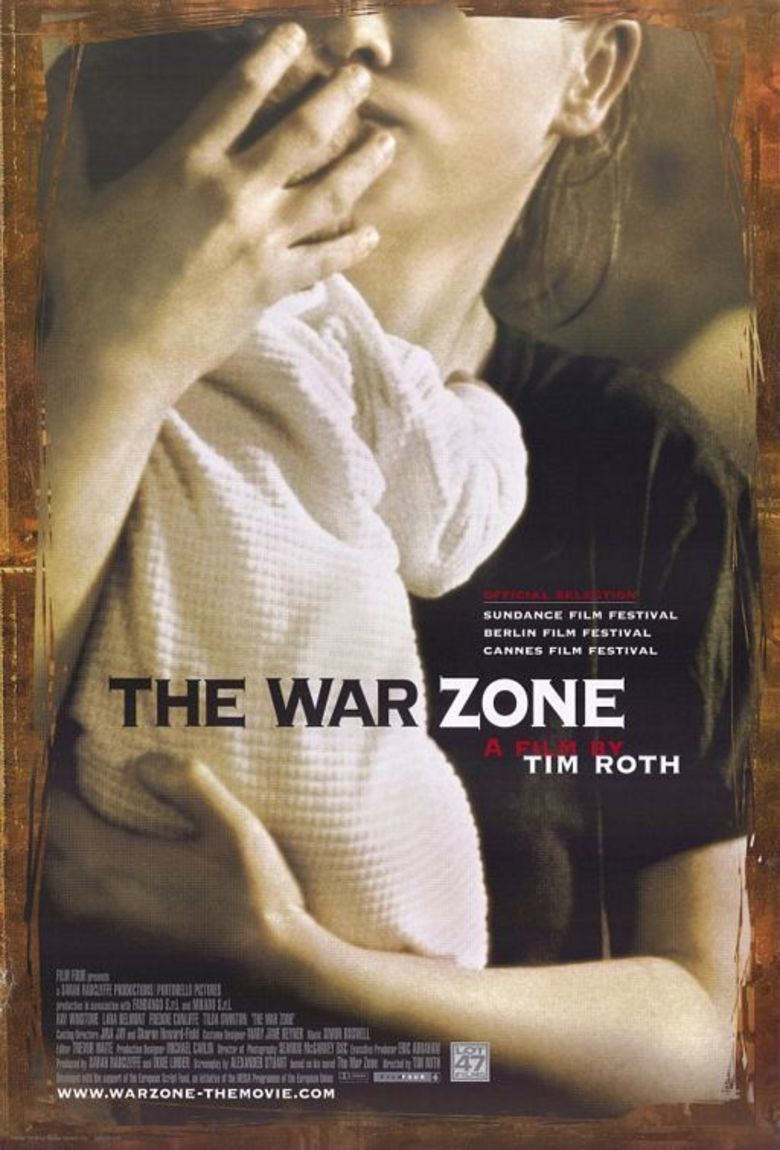 The War Zone movie poster