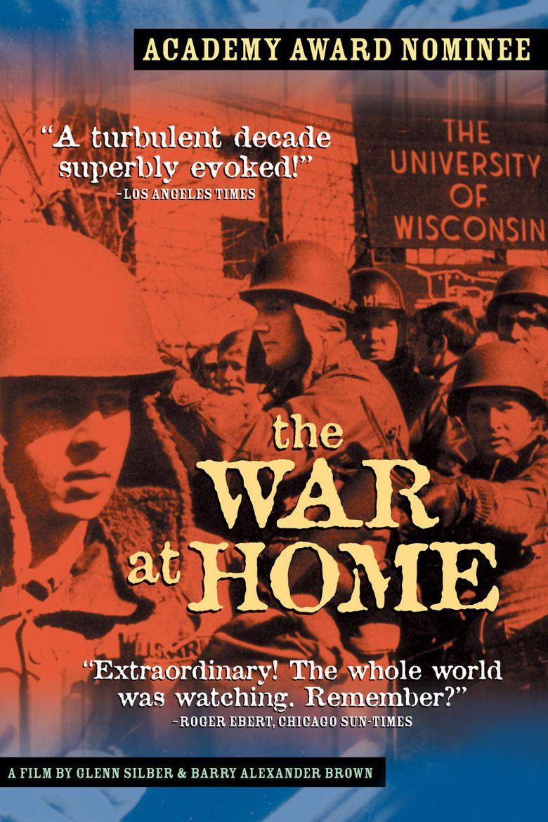 The War at Home (1979 film) movie poster