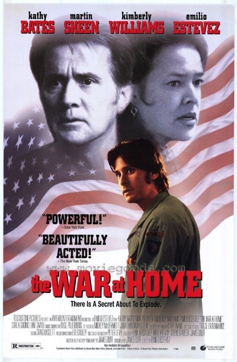 The War at Home (film) movie poster
